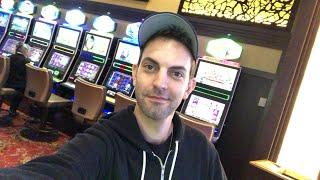 •LIVE Stream •EPIC WIN• at the Casino! • Slot Machines • with Brian Christopher at San Manuel