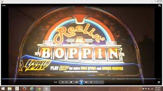 *TBT* Reelin'-n-Boppin' - Aristocrat Slot Machine Bonus Win!