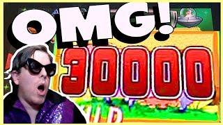 AMAZING WIN! UDDERLY RARE HIT!! 2 UNICOWS!! PLANET MOOLAH! Slot Machine Pokies