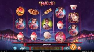 Matsuri Slot Features & Game Play - by Play'n Go