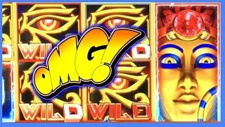 OMG! The BIG WIN was part of THE SLOT BONUS! | Slot Traveler