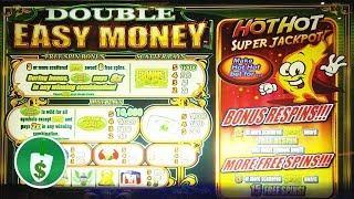 Double Easy Money slot machine, bonus