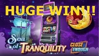 ***Huge Win!!!*** - Sea of Tranquility!!!  Over 1000X!!!