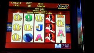 Wicked Winnings II Respin Slot Bonus - Aristocrat