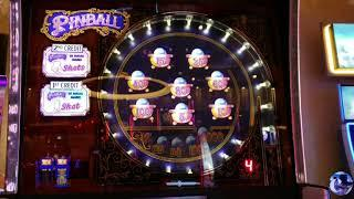 $25 Spin it Grand and Pinball bonus wins!