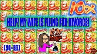 HELP! MY WIFE IS FILING FOR DIVORCE! HUSBAND vs WIFE CHALLENGE ( S4 Ep5 )