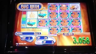 Return to Planet Loot slot bonus - GREAT WIN! (2c)