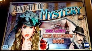 A Night of Mystery Slot - LIVE PLAY Bonus!