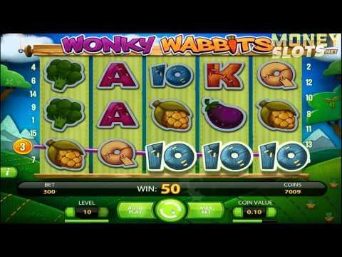 Wonky Wabbits Slots Review | MoneySlots.net