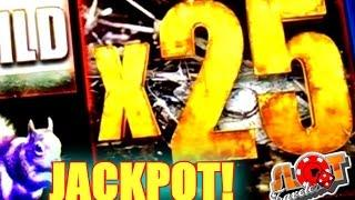 • JACKPOT HANDPAY • HUGE X25 AS IT HAPPENS | SlotTraveler's MAX BET JOURNEY