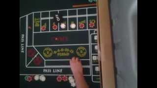 The Iron Crapper - Free Craps Betting System Strategy - Part 2