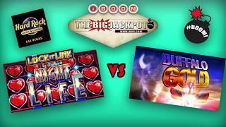 • LOCK IT LINK VS. BUFFALO GOLD • at The Hard Rock Casino in Vegas