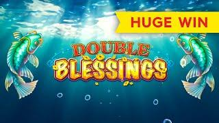 HUGE WIN! Double Blessings Slot - AWESOME!