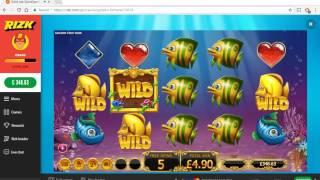 Golden Fish Tank Big Win • Craig's Slot Sessions