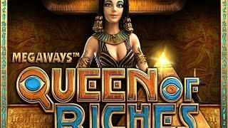Queen Of Riches Slot - FULL SCREEN!