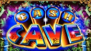 •WooHoo ! Great Result•CASH CAVE (Ainsworth) Slot $3.00 Bet/ $125 Free Play Live @ San Manuel•彡栗スロ