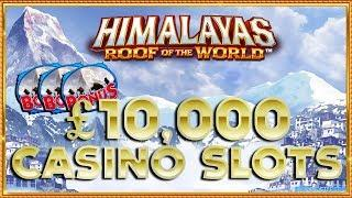 Himalayas & 7's to Burn • £10,000 CASINO SLOTS!