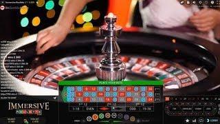£500 Vs Immersive Roulette Streak Or Bust?