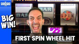 • FIRST SPIN HIT!!! • Big Win @ San Manuel Casino • BCSlots