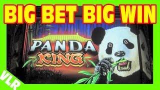 Panda King + Grand Dragon - BIG WIN - Dollar Slot Machine Bonus