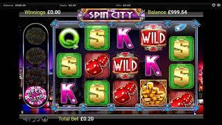 Free Spins City•