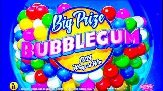 ++NEW Big Prize Bubblegum slot machine
