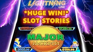 LIGHTNING LINK **HUGE SLOT WIN**MAJOR PROGRESSIVE WIN! - Slot Stories - Slot Machine Bonus