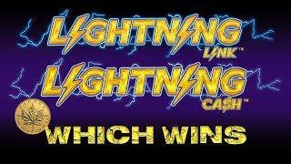 BIG WIN - 10C LIGHTNING LINK VS LIGHTNING CASH - Slot Machine Bonus