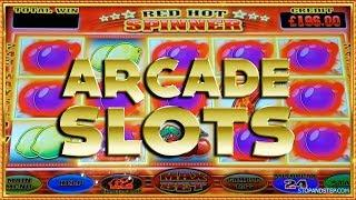 JACKPOT GEMS BIG Arcade Slot Win, Slots of Gold, Rainbow Riches Pots of Gold + More !!!