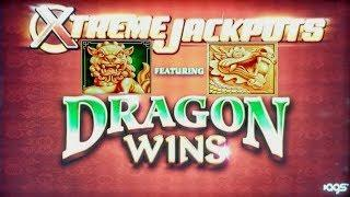 BIG WIN on NEW XTREME JACKPOTS DRAGON WINS SLOT POKIE BONUSES - PECHANGA