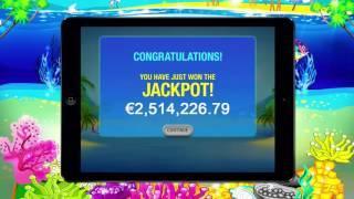 Beach Life €2,514,226.79 Progressive Jackpot Mobile Win!
