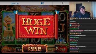 £4,000 vs CASINO Games!!! (Tuesday night's stream)