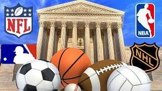 Why the U.S. Sports Betting Ban Must be Lifted