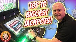 • TOP 10 BIGGEST JACKPOT$ • January 2019 Best Slot Handpay Compilation •| The Big Jackpot