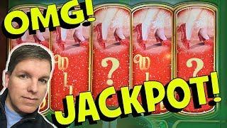 OMG, OMG!! • AMAZING JACKPOT!!! • MY FIRST 'RUBY SLIPPERS' JACKPOT!! • BrentSlots