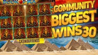 CasinoGrounds Community Biggest Wins #30