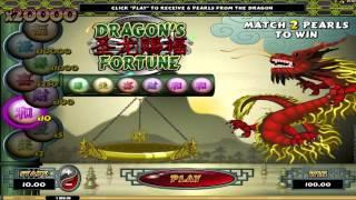 FREE Dragons Fortune ™ Slot Machine Game Preview By Slotozilla.com