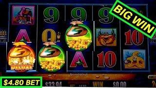 Whales of Cash Deluxe Slot Machine Bonus- BIG WIN | Quick Hits Cash Wheel Slot Machine MAX BET Bonus