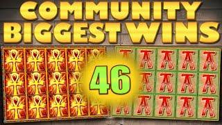 CasinoGrounds Community Biggest Wins #46