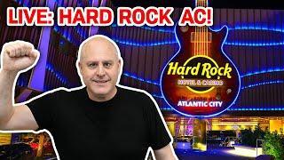 ⋆ Slots ⋆ We Continue LIVE at Hard Rock Atlantic City! ⋆ Slots ⋆ NO CASINO IS SAFE from The Raja!