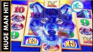 ⋆ Slots ⋆NEW SLOT TIMBERWOLF DIAMOND! I MADE SO MUCH MONEY⋆ Slots ⋆ IN A SINGLE SESSION! 4 BONUSES! BIG WINS!