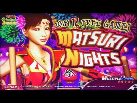 Matsuri Nights slot machine, DBG