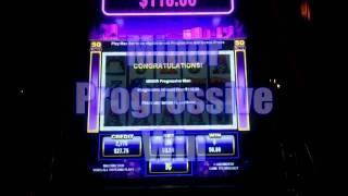 Vegas Fantasy Slot Bonus Progressive Win&Line Hit - Ainsworth