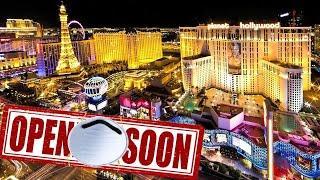 Casinos Opening in Las Vegas and Across America