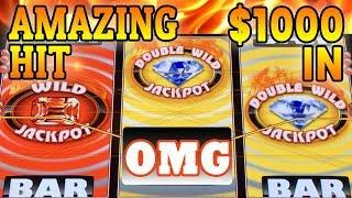 • $1,000 IN + AMAZING HIT • Thousand Dollar Thursdays • Slot Machine Pokies w/ Brian Christopher