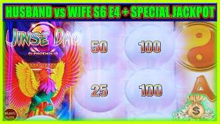 DON'T EVER COUNT ME OUT! | SPECIAL JACKPOT | JINSE DAO | HUSBAND vs WIFE CHALLENGE ( S6 Ep4 )