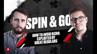 SPIN & GO RELOADED with OP Poker Nick & James | Lesson 6: AVOIDING BEING EXPLOITED BY GREAT REGULARS