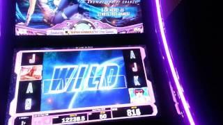 Stella Drive 2c Slot line hit