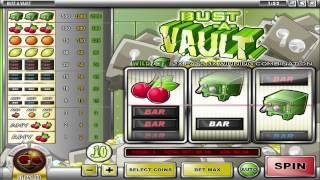 Bust A Vault Slot Machine - Play Online for Free