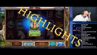 Highlights from stream | September